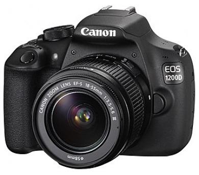 Canon EOS 1200D + 18-55 DC