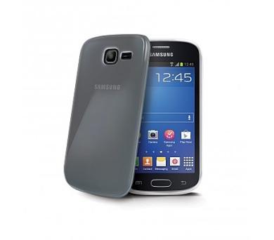 Celly Gelskin pro Samsung Galaxy Trend - průhledný