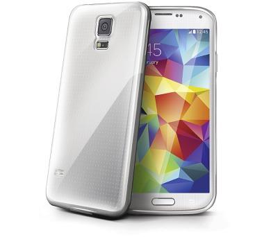 Celly Gelskin pro Samsung Galaxy S5 - průhledný