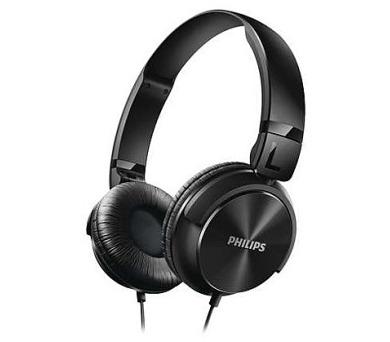 Philips SHL3060BK - černá + DOPRAVA ZDARMA