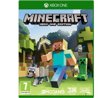 Microsoft Xbox One Minecraft