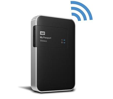 "HDD ext. 2,5"" Western Digital My Passport Wireless 1TB USB 3.0"