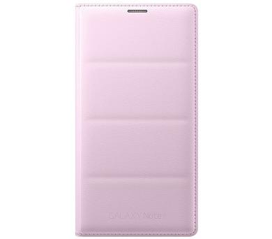 Samsung pro Galaxy Note 4 s kapsou (EF-WN910B) - růžové