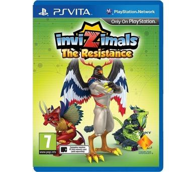 Sony PS VITA Invizimals: The Resistance