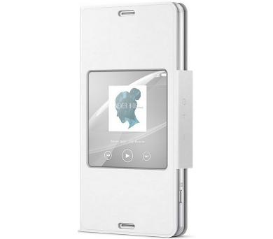 Sony SCR26 pro Xperia Z3 Compact - bílé + DOPRAVA ZDARMA