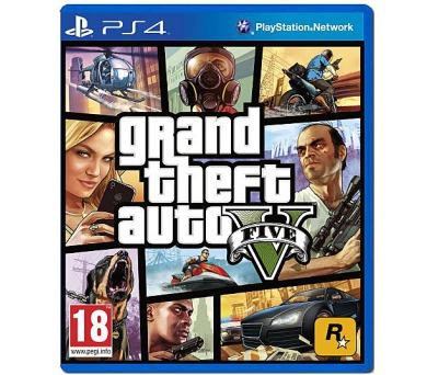 RockStar PlayStation 4 Grand Theft Auto V