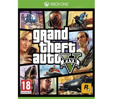 RockStar Xbox One Grand Theft Auto V