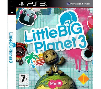 Sony PlayStation 3 Little Big Planet 3