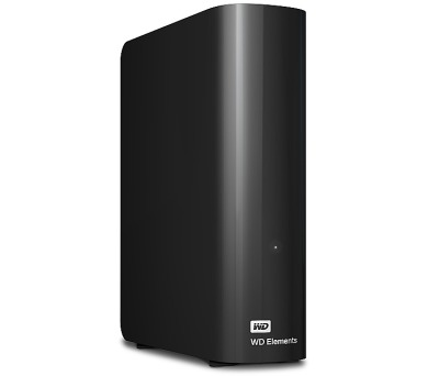 "HDD ext. 3,5"" Western Digital Elements Desktop 5TB - černý"