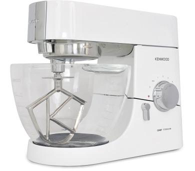 Kenwood KMC055 Chef Titanium white limited edition