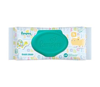 Pampers Baby Fresh clean 64ks