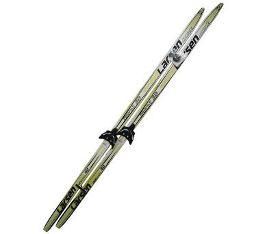 ACRA LS75-160 Běžecký set - lyže + vázání 75 mm