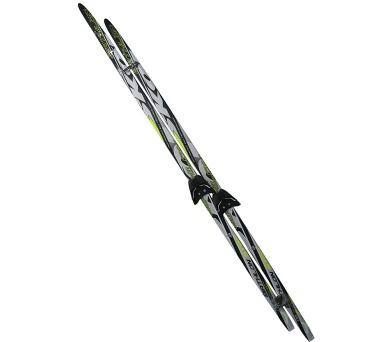 ACRA LS75-170 Běžecký set - lyže + vázání 75 mm - 170 cm