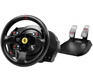 Thrustmaster T300 Ferrari GTE + pedály pro PS3