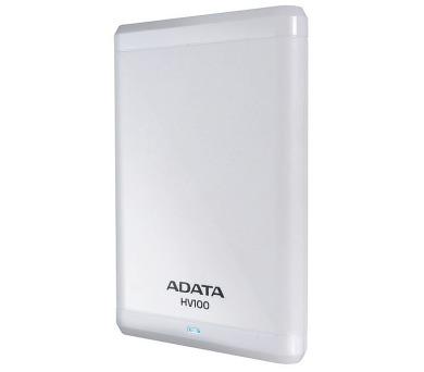 A-Data HV100 500GB - bílý