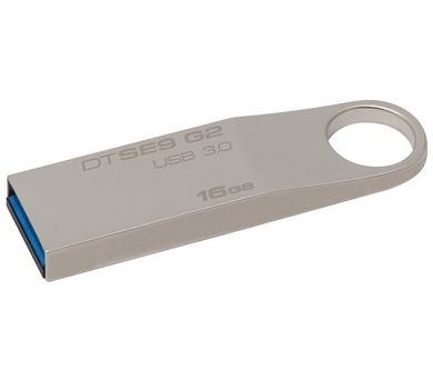 Kingston DataTraveler SE9 G2 16GB USB 3.0 - kovový