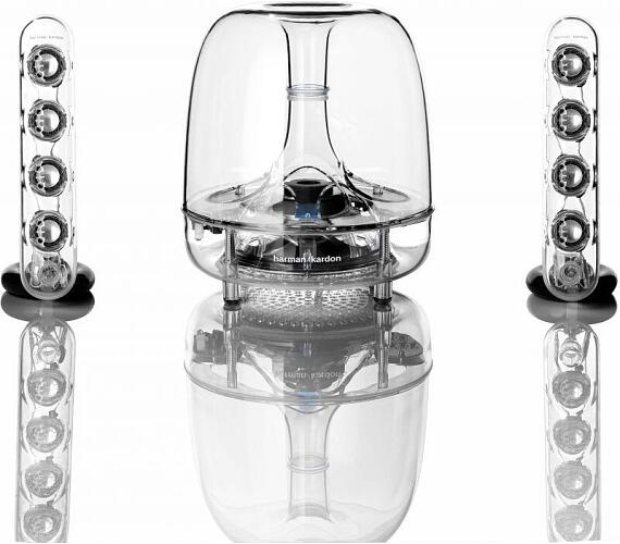 Reproduktory Harman Kardon SoundSticks Wireless + DOPRAVA ZDARMA