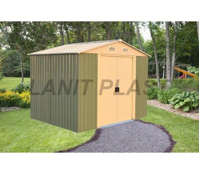 Zahradní domek LANITPLAST LANITSTORAGE 10x10