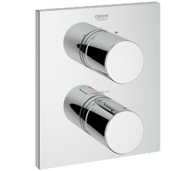 Grohe Grohtherm 3000 Cosmopolitan - termostat s integrovaným přepínačem vana / sprcha - 19567000 + DOPRAVA ZDARMA