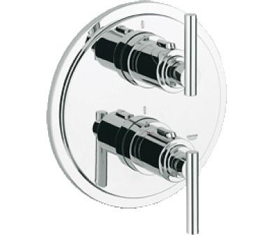 Grohe Atrio - termostatická sprchová baterie podomítková (19398000)