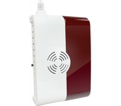 iGET SECURITY P6 - bezdrátový detektor plynu