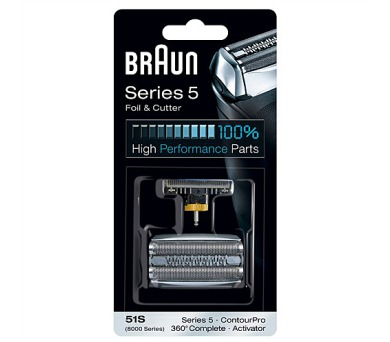 Braun Series5 - 51S + DOPRAVA ZDARMA