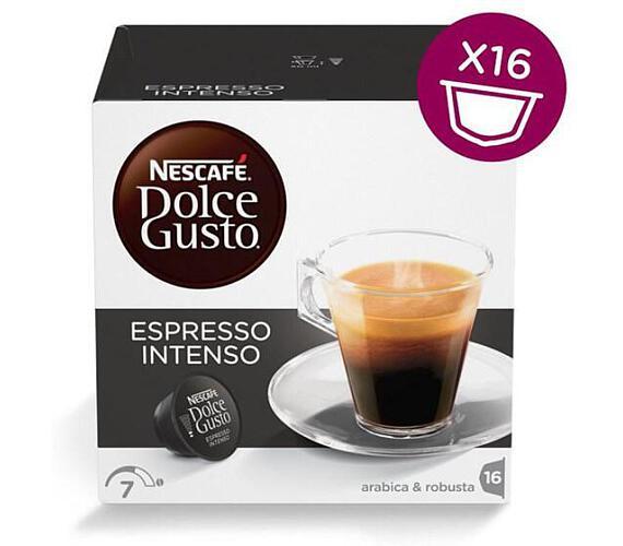 NESCAFÉ Espresso Intenso 16 ks k Dolce Gusto