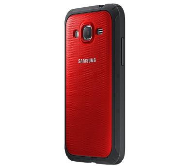 Samsung pro Galaxy Core Prime (EF-PG360B) - červený