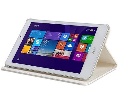 """Acer Portfolio case pro Iconia Tab 8"""" (W1-810) - bílé"""