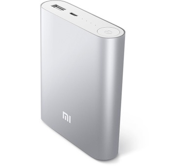 Xiaomi 10400 mAh - kovová