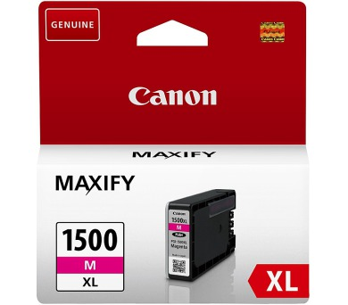 Canon PGI-1500XL M - purpurový