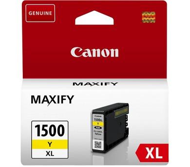 Canon PGI-1500XL Y - žlutý