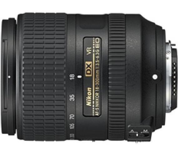 Nikon 18-300MM F3.5-6.3G ED VR AF-S DX NIKKOR + DOPRAVA ZDARMA