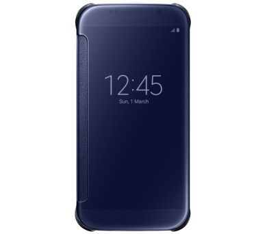 Samsung Clear View pro Galaxy S6 (EF-ZG920BB) - černé