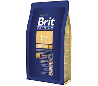 Brit Premium Dog Adult M 8 kg