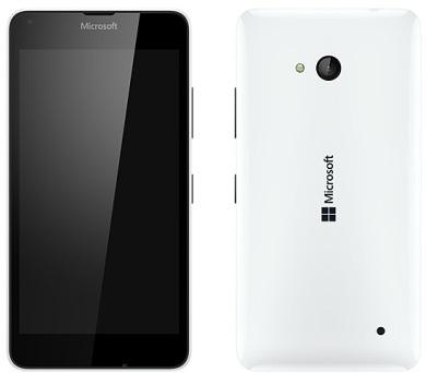 Microsoft Lumia 640 DS - bílý