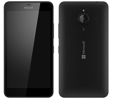 Microsoft Lumia 640 XL LTE - černý