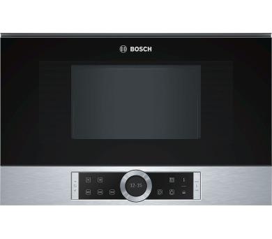 Bosch BFL634GS1 nerez + 100 dní možnost vrácení*