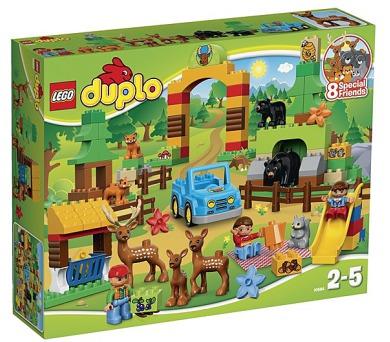 Stavebnice Lego® DUPLO Ville 10584 Lesopark