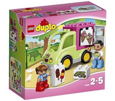 Stavebnice Lego® DUPLO Ville 10586 Zmrzlinářská dodávka