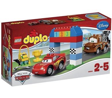Stavebnice Lego® DUPLO Cars 10600 Klasický závod