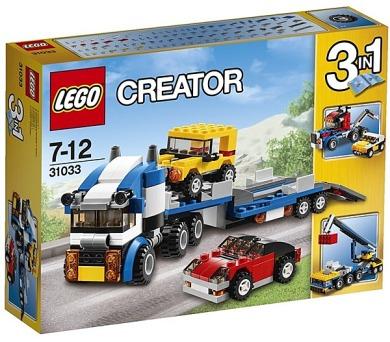 Stavebnice Lego® Creator 31033 Kamion pro přepavu aut
