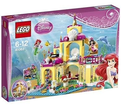 Disney Princezny 41063 Podvodní palác Ariely