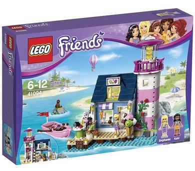 Stavebnice Lego® Friends 41094 Maják v Heartlake