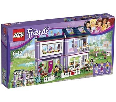 Stavebnice Lego® Friends 41095 Emmin dům