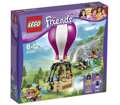 Stavebnice Lego® Friends 41097 Horkovzdušný balón v Heartlake