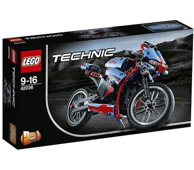 Stavebnice Lego® Technic 42036 Silniční motorka
