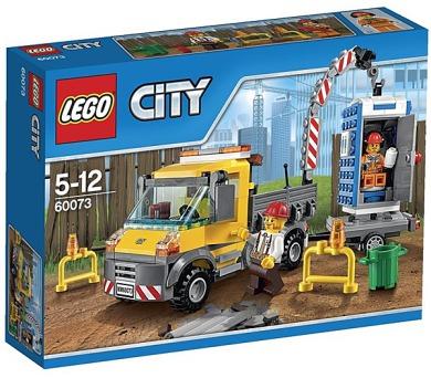 Stavebnice Lego® City Demolition 60073 Servisní truck