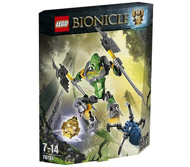 Stavebnice Lego® Bionicle 70784 Lewa-pán džungle
