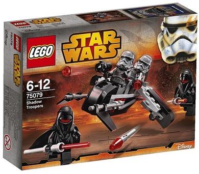 Stavebnice Lego® Star Wars TM 75079 Shadow Troopers